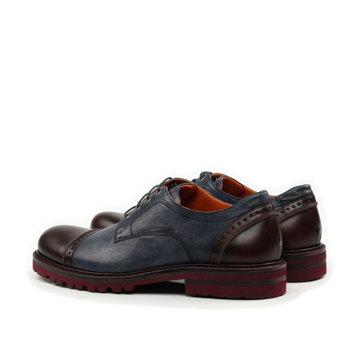 Omine Cap Toe Derby