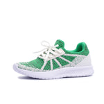 Colorful Kids Boys Girls Sneakers Shoes Mesh Lightweight Running - Golaiman