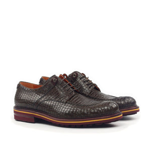 Omine Multi Textured Derby