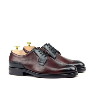 Omine Perforated Toe Derby