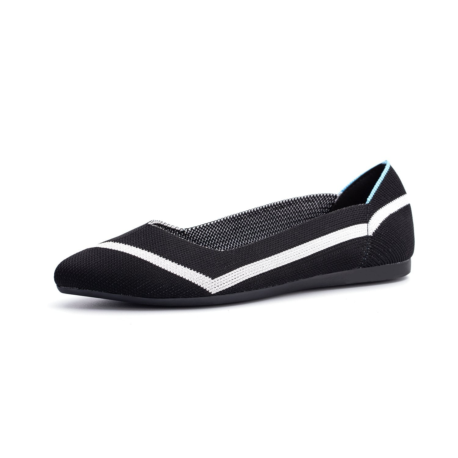 Womens Flats Pointed Toe
