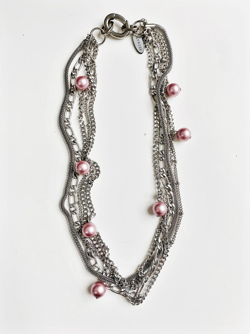 Collier Pink Babe