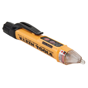 Klein Tools Dual-Range Non-Contact Volt Tester w-Laser Point