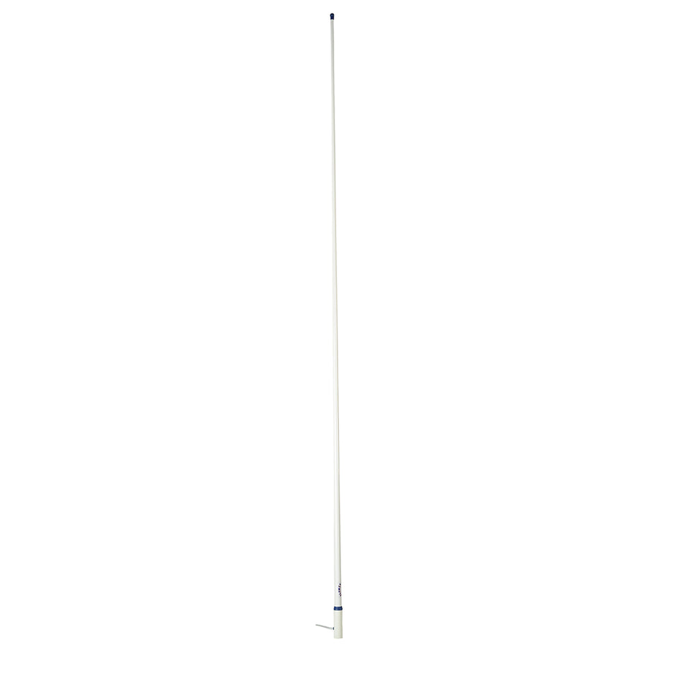 Glomex 8' 6dB VHF Antenna w-Nylon Ferrule, 15' RG-58 Coax Cable & PL-259 Connector