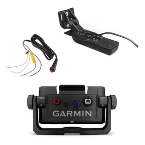 Garmin ECHOMAP™ Plus 7Xcv Boat Kit