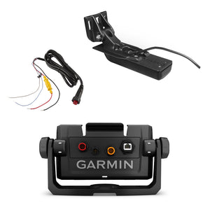 Garmin ECHOMAP™ Plus 7Xsv Boat Kit
