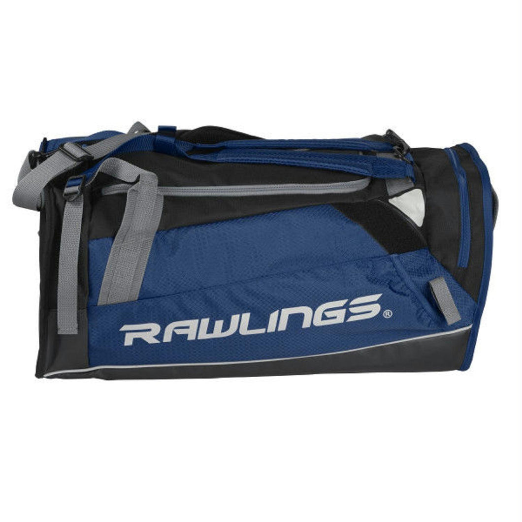 Rawlings R601 Hybrid Backpack-Duffel Players Bag - Navy