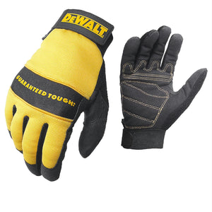 DeWalt All Purpose Synthetic Leather Glove - Large