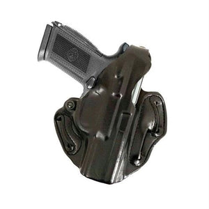 DeSantis RH Tan Thumb Break Scabbard Holster-Glock 26 27 33