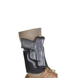 DeSantis RH Black Die Hard Ankle Rig-S And W MP Shield 9-40