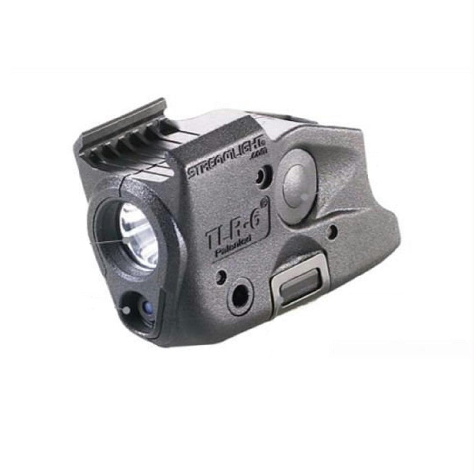 Streamlight TLR-6 RailMount for SA XD Flashlight - Black