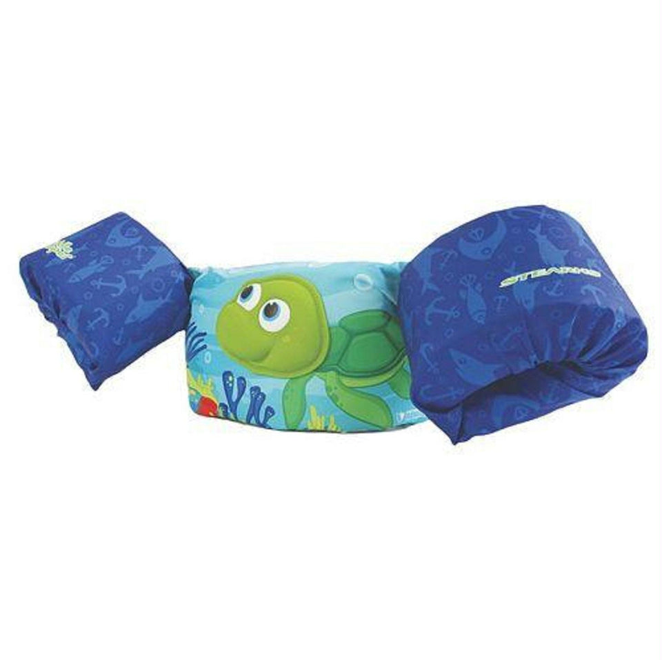 Stearns Puddle Jumper Deluxe Child Life Jacket - Turtle