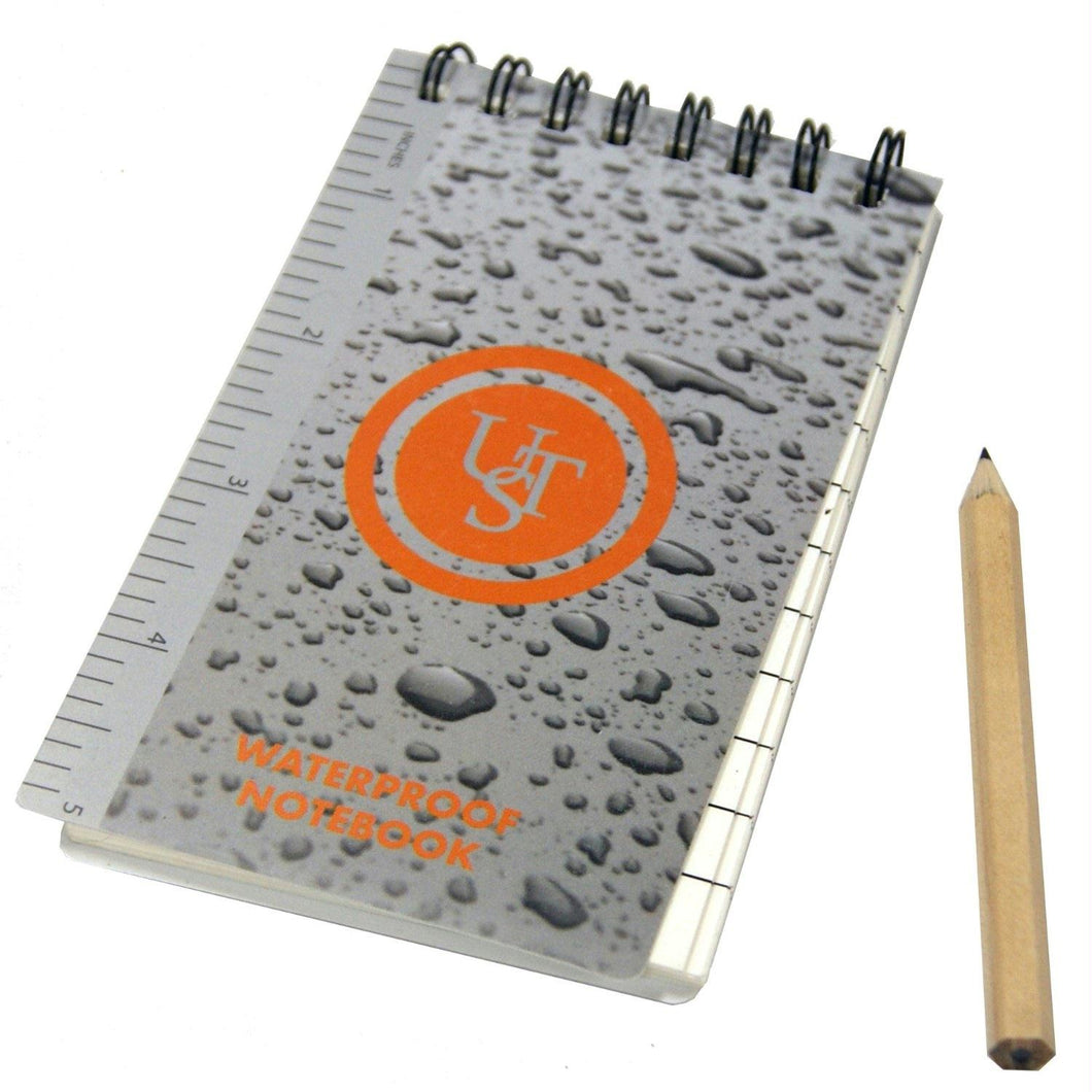 UST Waterproof Notebook 3 x 5