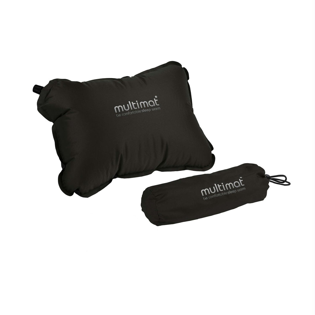 Multimat Superlite Black Pillow
