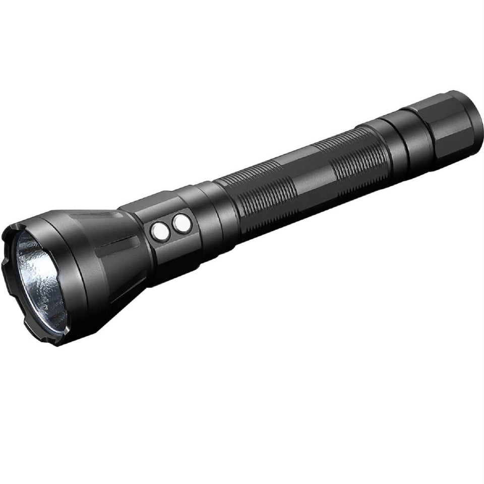 Jetbeam SSR50 3650 Lumens USB Flashlight Black