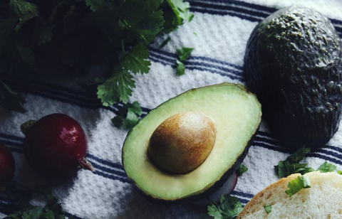 Avocados can be used in breakfast meals.