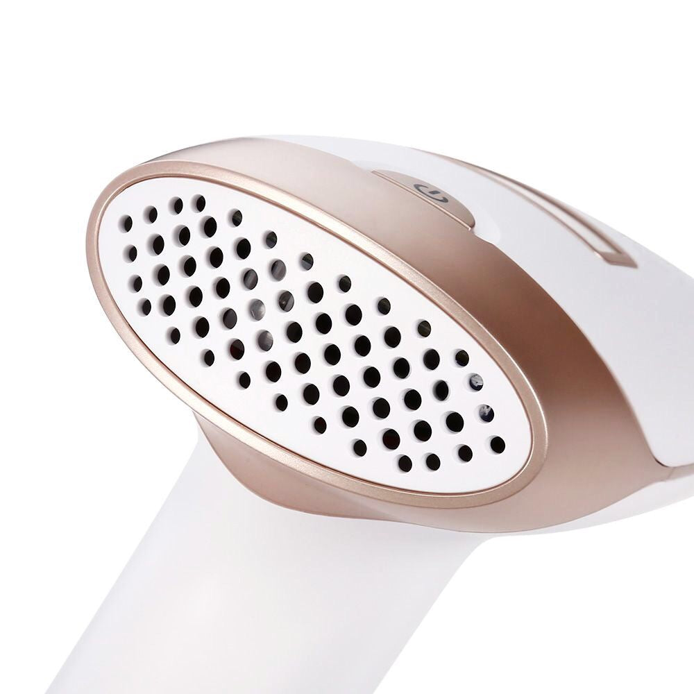 IPL laser device that produces permanant hair removal by Lustdynasty.