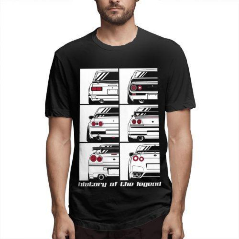 T-shirt japan Nissan Skyline