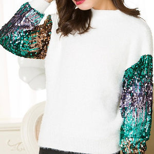 All Glammed Up Sweater