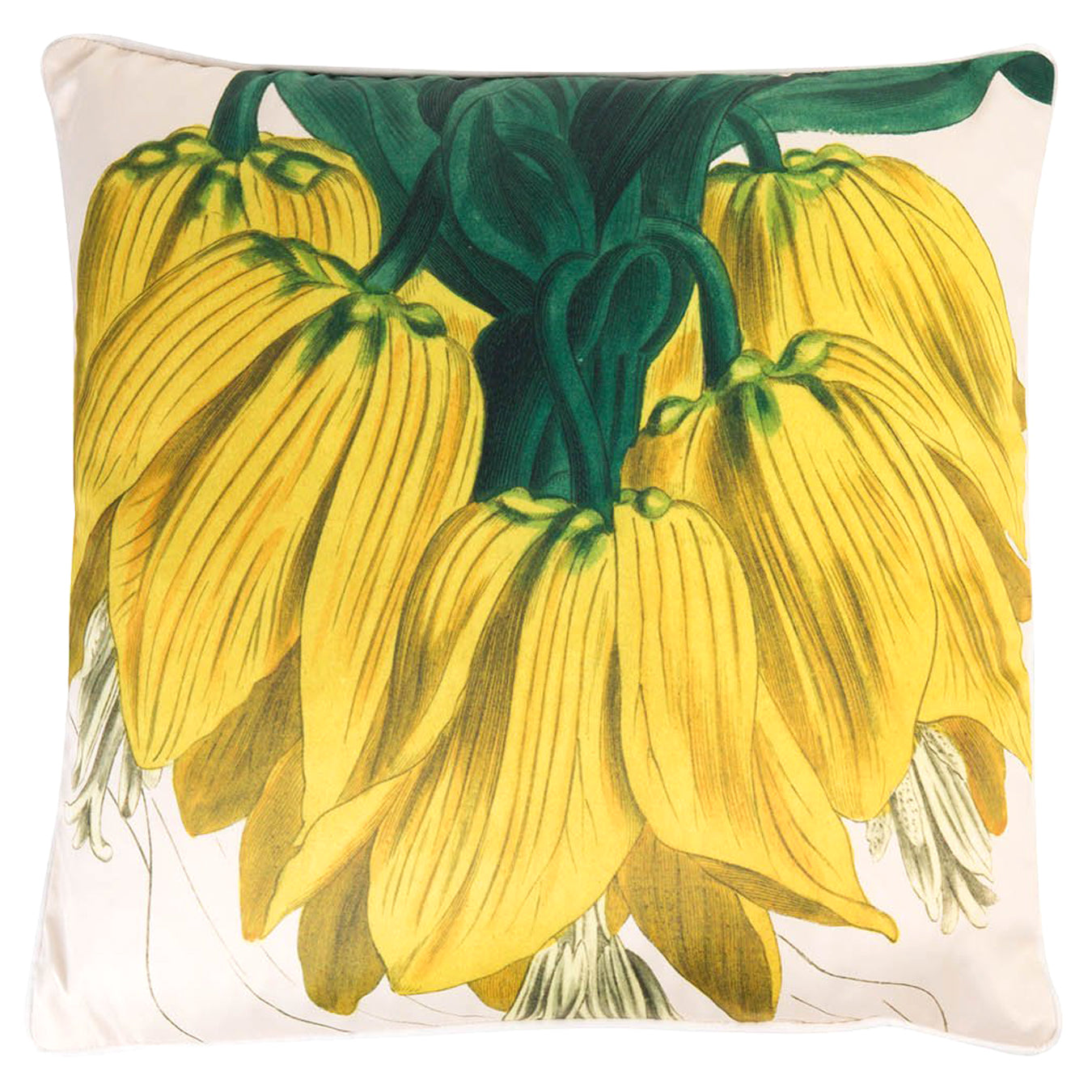 Oriente Crown Imperial Cushion