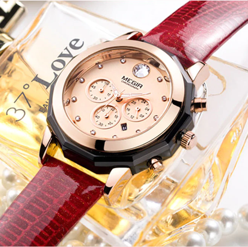 60% OFF-2019 New Women's Chronograph Fashion Watch