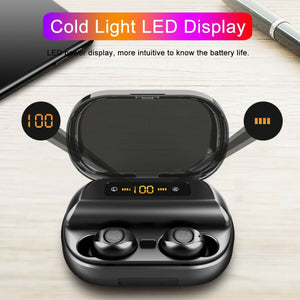 2019 Latest Style 360 hours of playtime&IPX 7 Touch Control Wireless Earbuds
