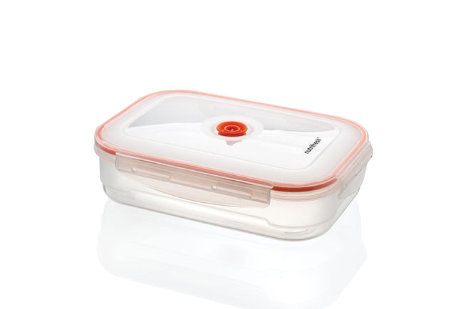 Nutrifresh To Go Set of 8 Vacuum Containers 1.7L