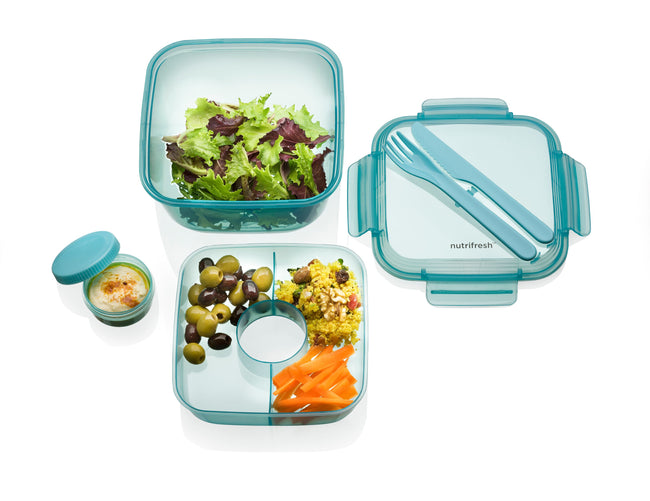 Nutrifresh To Go Salad Box