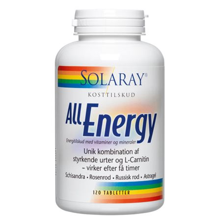 All Energy - 120 tabletter
