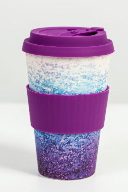 Care Cup • Purple Ocean