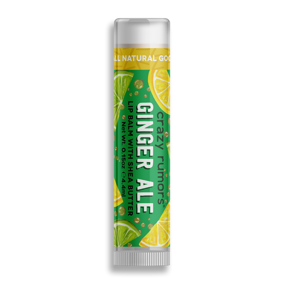 Crazy Rumors • Lipbalm Ginger Ale