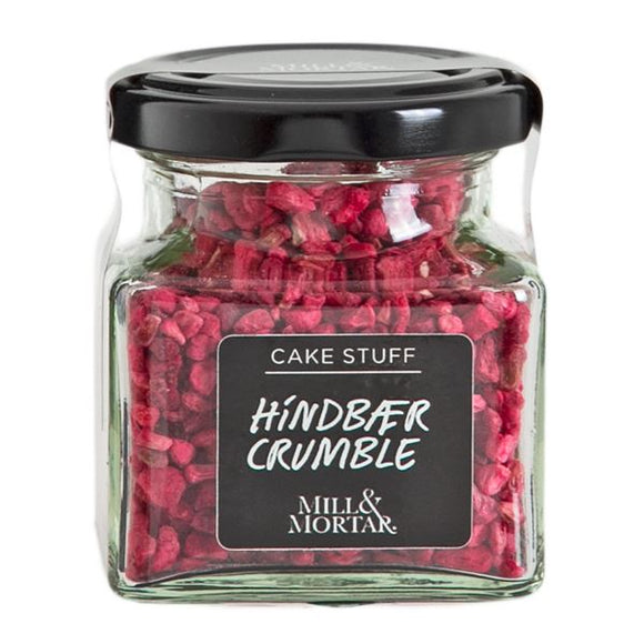 Mill & Mortar • Hindbær crumble - 12 g
