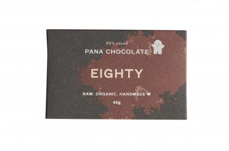 Pana Chokolate • Organic Eighty % Ø - 45 g