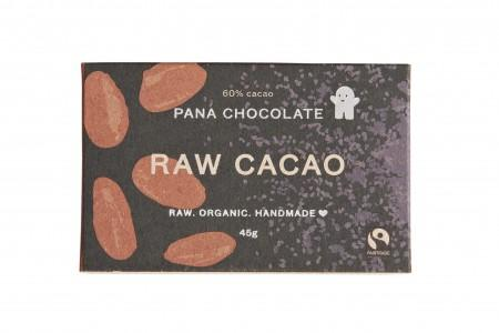 Pana Chocolate • Raw Kakao 60 % - 45 g