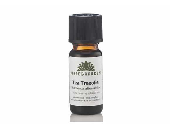 Urtegaarden • Æterisk Olie Tea Tree 10 ml.