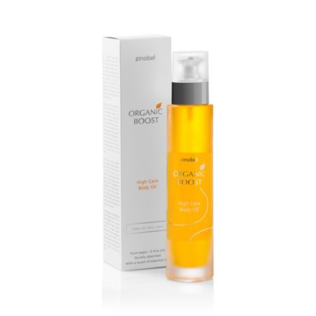 High Care Body Oil