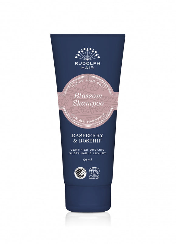 Rudolph Care • Blossom shampoo travel size