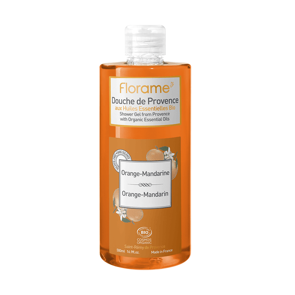 Florame • Body Wash Orange Mandarin