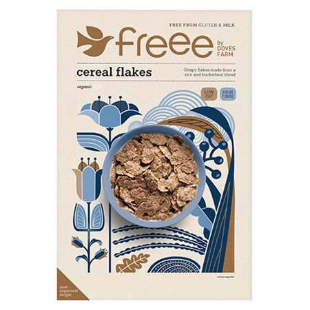 Doves Farm East 1975 • Organic Cereal Flakes - 375 g