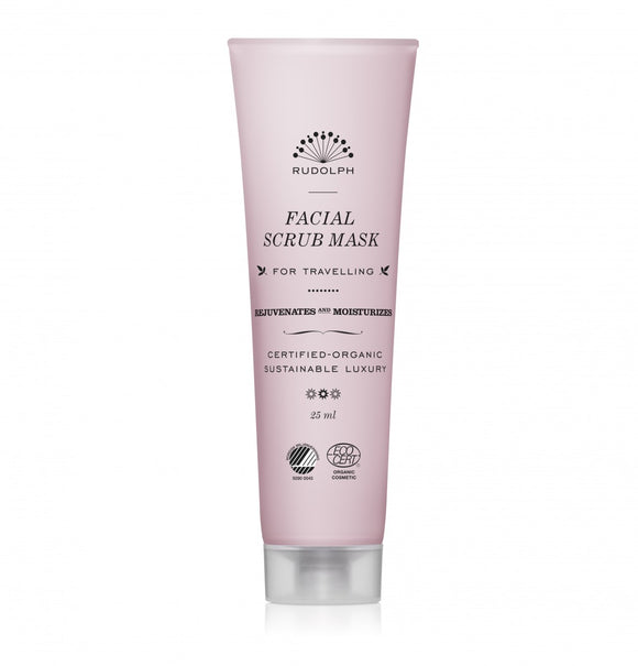 Acai Facial Scrub Mask travel size