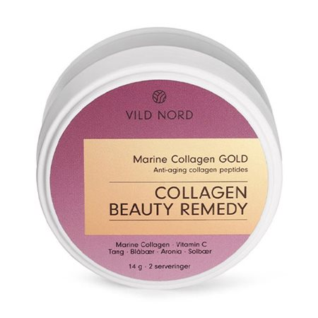 Marine Collagen Beauty Remedies - 14 g