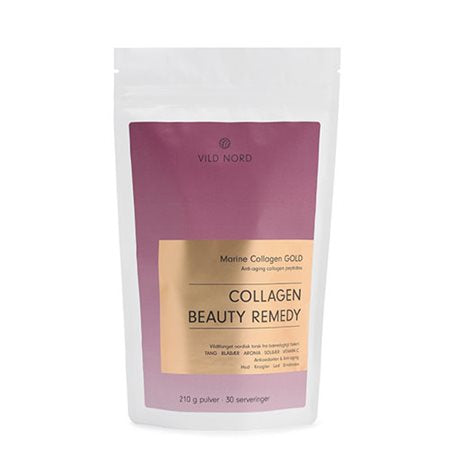 Marine Collagen Beauty Remedies - 210 g