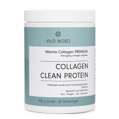 Marine Collagen Clean Protein - 300 g