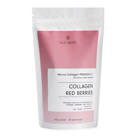 Marine Collagen Red Berries - 210 g