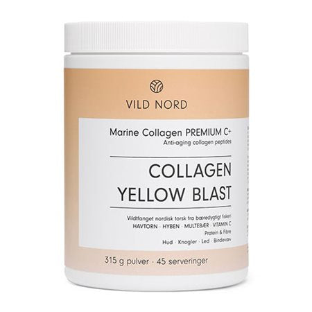Marine Collagen Yellow Blast - 315 g