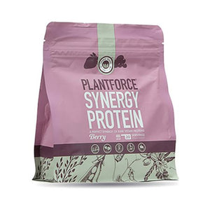 Plantforce • Synergy Protein Berry - 400 g