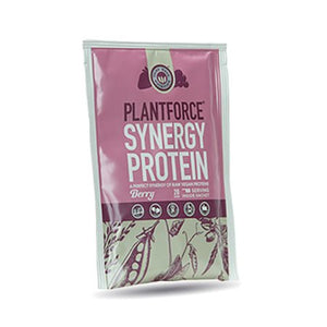 Plantforce • Synergy Protein Berry - 20 g