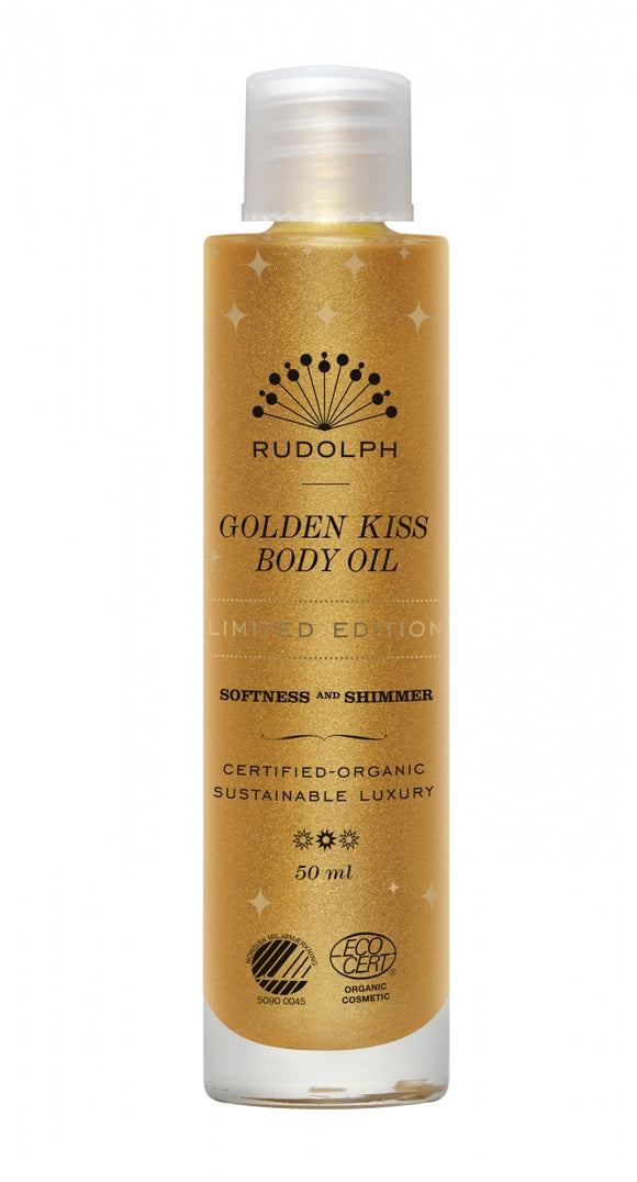 Golden Kiss Body Oil