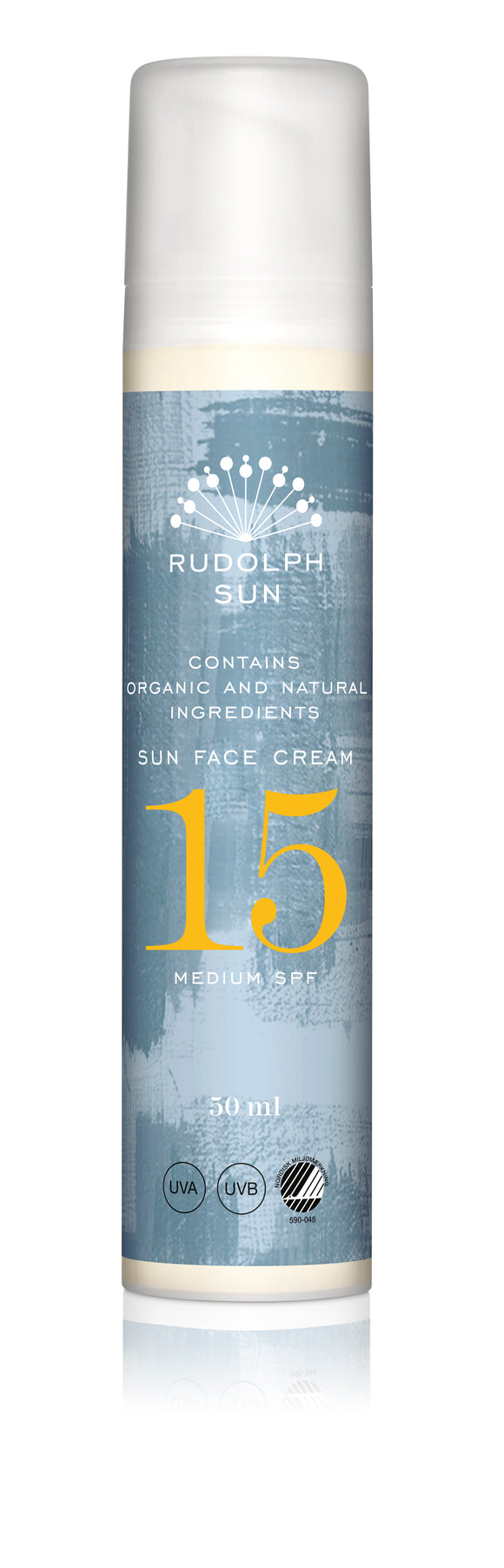 Rudolph Care • Sun Face Cream SPF 15