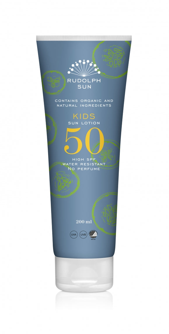 Rudolph Care • Kids Sun Lotion SPF 50